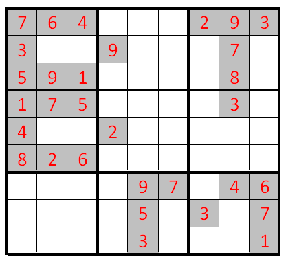 Classic Sudoku (Fun With Sudoku #33)