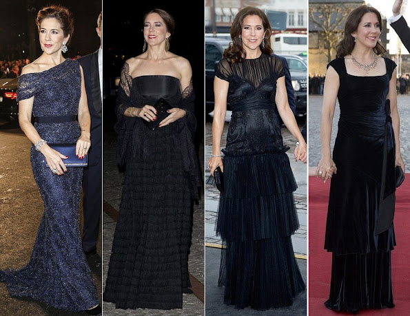 Crown Princess Mary has been voted 'Most Stylish Young Royal' by Hello!