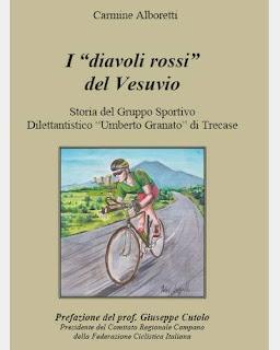 In bicicletta con I diavoli rossi del Vesuvio di Carmine Alboretti