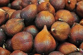 khasiat buah salak untuk wanita