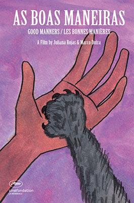 AS BOAS MANEIRAS, una película de Juliana Rojas y Marco Dutra