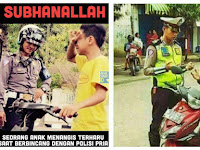Polisi Semakin Dipercaya Masyarakat Indonesia?