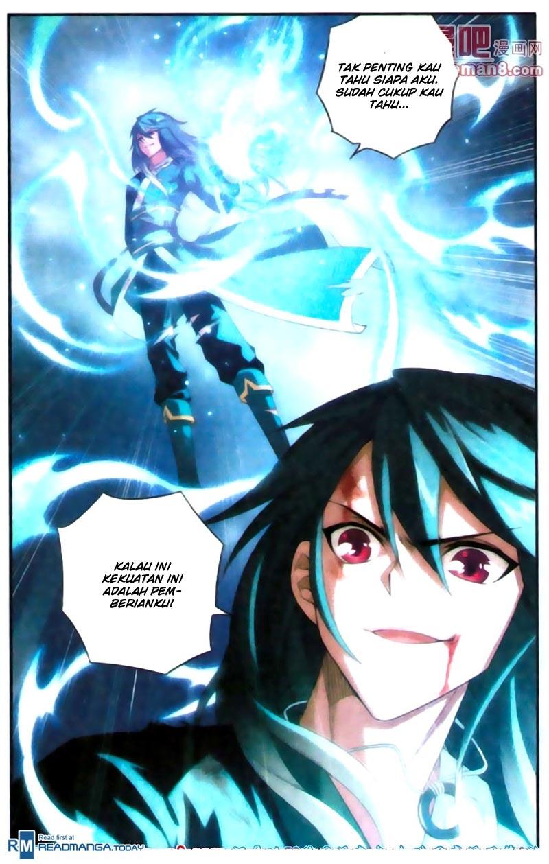 Battle Through the Heavens Chapter 89-35