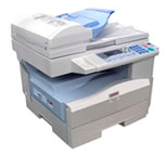 RICOH Aficio MP 201SPF Driver Download