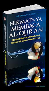 Nikmatnya Membaca Al Quran | TOKO BUKU ONLINE SURABAYA
