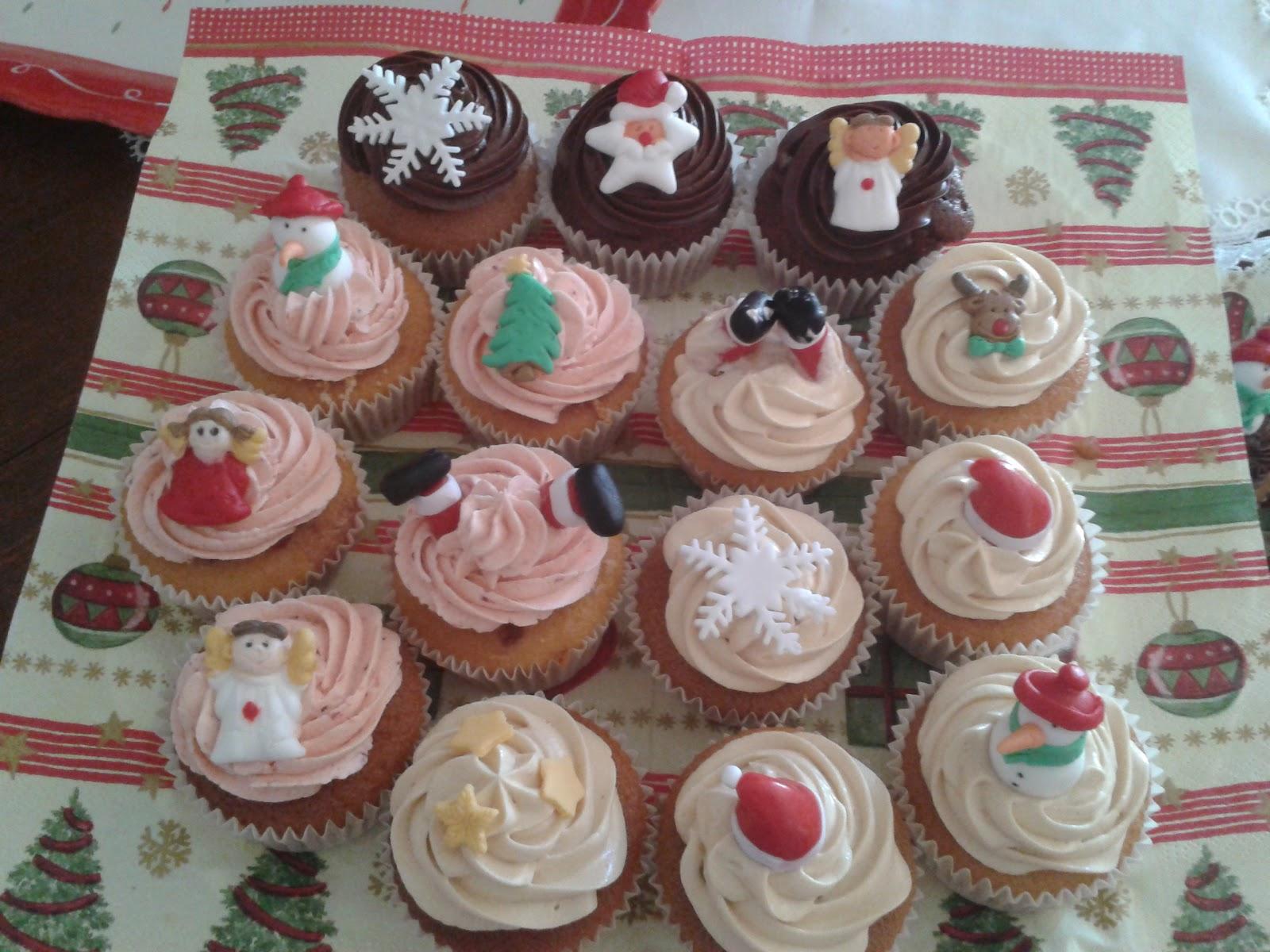Cupcakes tenerife cupcakes de navidad - Cupcakes tenerife ...
