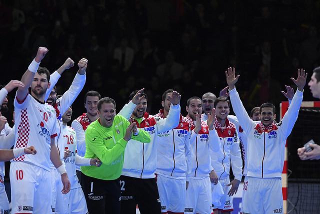 croacia españa handball