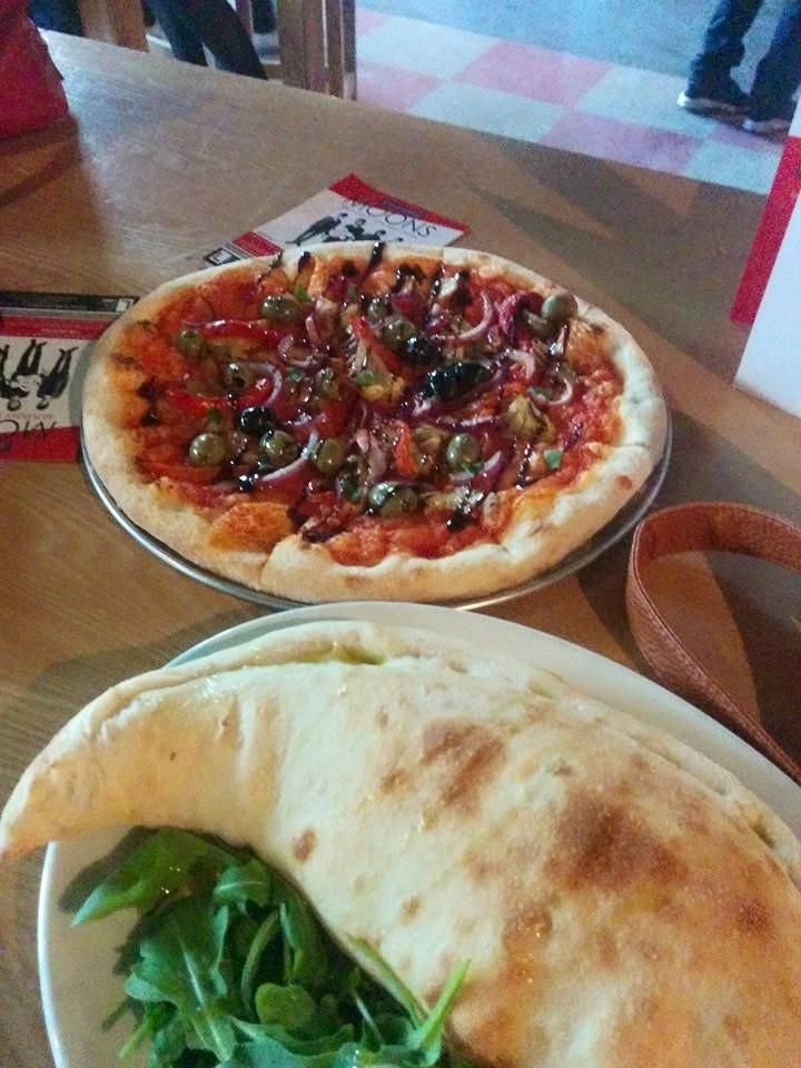 Vegan Bristol Pizza