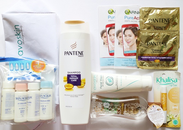 Goodiebag Dari Female Daily