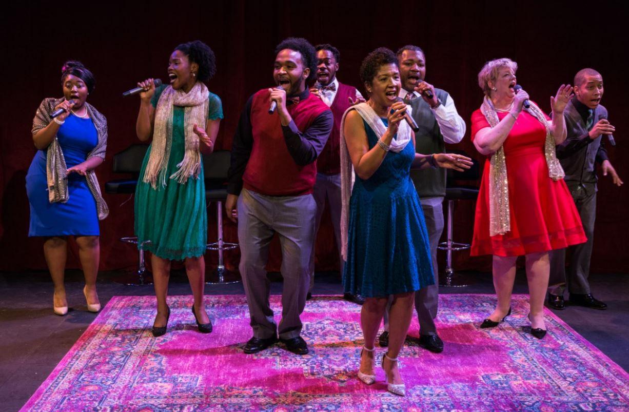 Rave and Pan: Holiday Jazz Revue, Karamu House