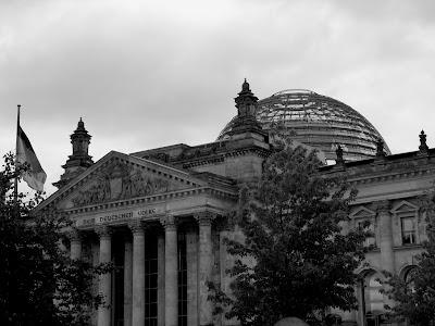 Berlin, Reichstag, Reichstagskuppel, Städtereise, Deutschland, Bundestag