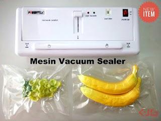mesin vacuum kemasan