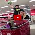 Guy Makes Hoop Mixtape With His Girlfriend While Shopping At The Mall