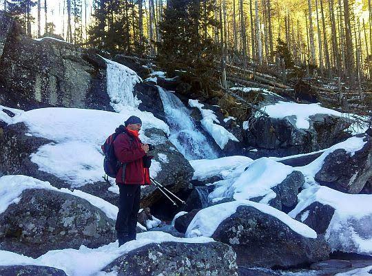 Wielki Wodospad (fot. Hubert Okojew).