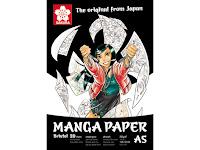Sakura Manga ilustración