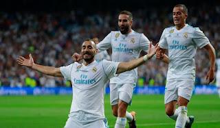 Real Madrid Sukses Angkat Trofi di Bernabeu