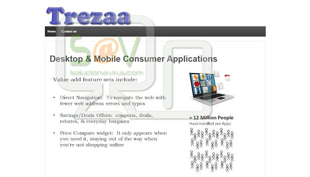 Trezaa (Adware)