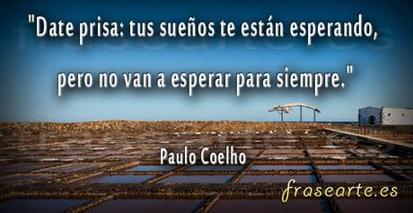 Frases para tus sueños Paulo Coelho