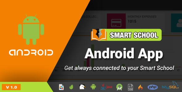 Smart School Android App