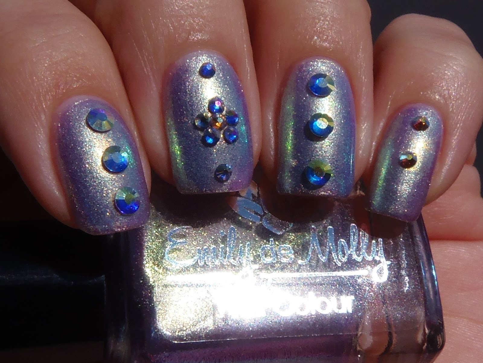 Sparkly Vernis: May 2016