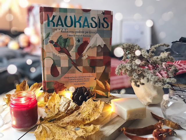 Olia Hercules Kaukasis Kulinarna Podróż Po Gruzji I