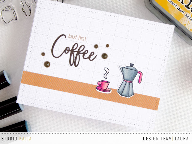 Studio-Katia-Sweet-Latte-and-Scripted-Coffee-CAS-Card-close-up