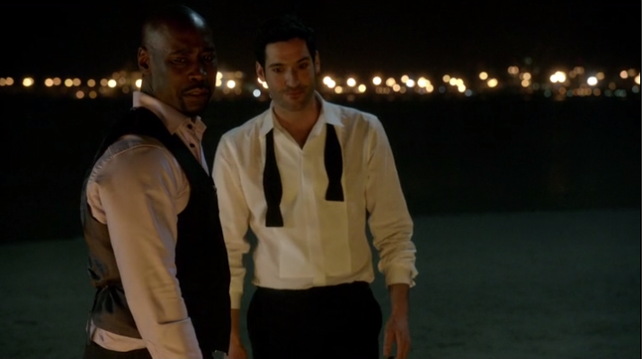 """Lucifer - Wingman - Review: """"Fall As I Did!"""""""