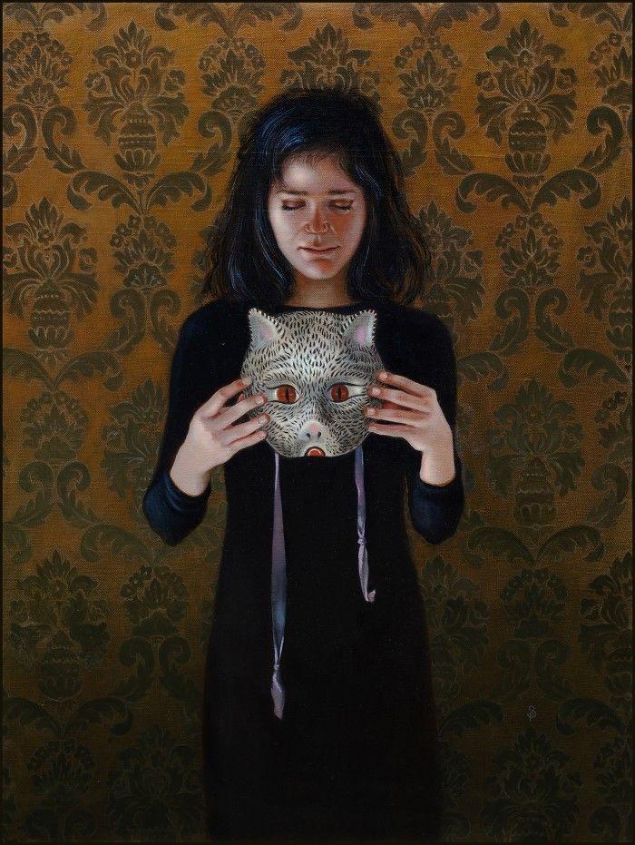 Американский художник. Patricia Glee Smith