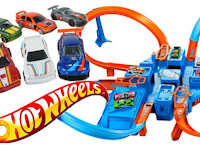 Game Terbaru Hot Wheels Race Off Apk Mod unlimited Coint v1.0.4723 For Android