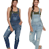 Kohls: $5.60 (Reg. $40) + Free Ship Juniors' Almost Famous Destructed Overalls (Require Kohl's Credit Card)! Non-Card Holder is $6.80!