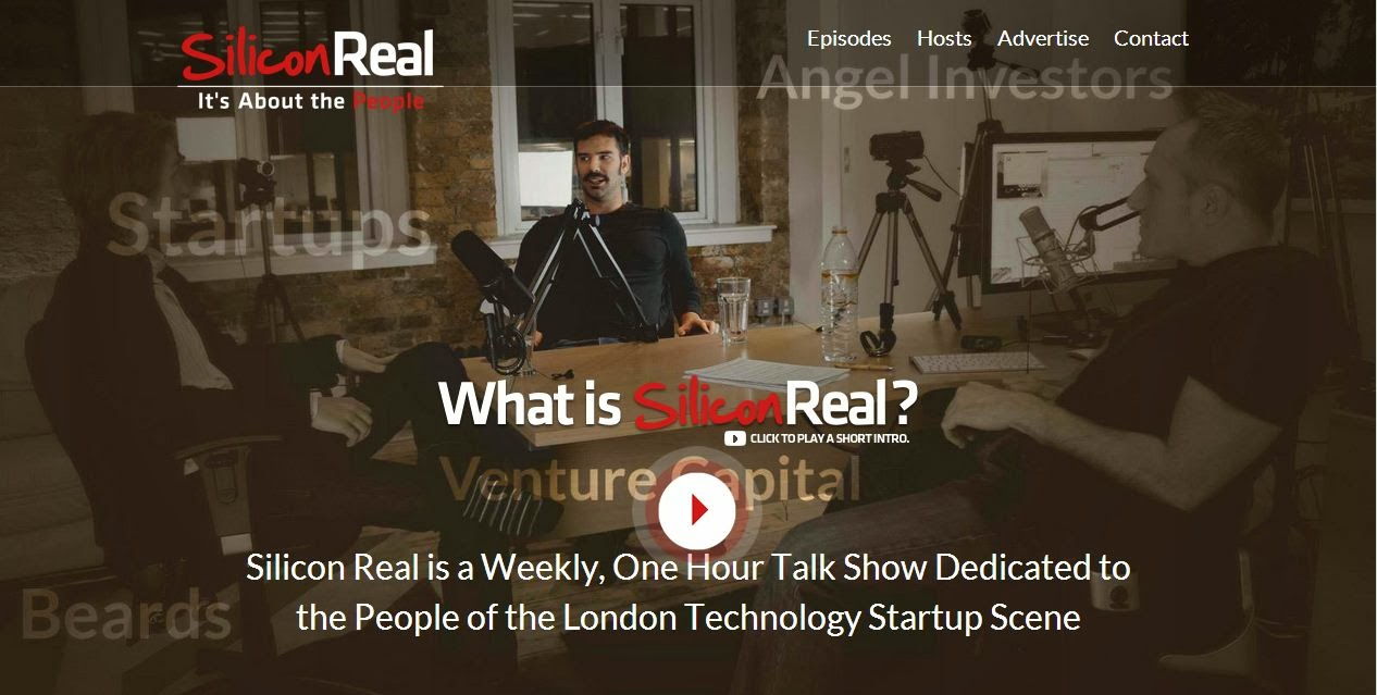 Silicon Real is a weekly, one hour talk show