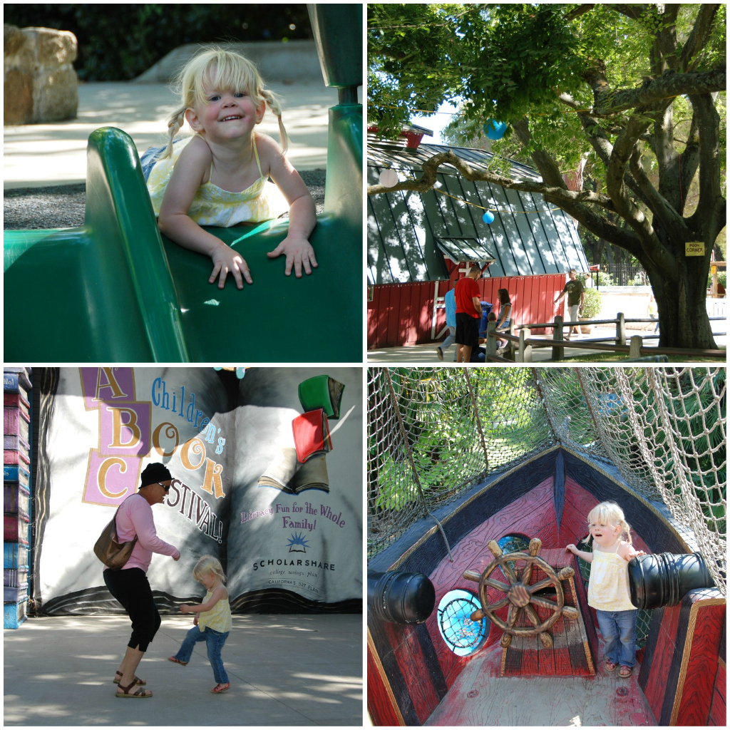 All Things Elise & Alina: First Trip To Fairytale Town