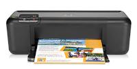 La impresora HP Deskjet D1600 puede proporcionar una bandeja de entrada de 80 hojas y la bandeja de 15 hojas también está disponible en esta impresora