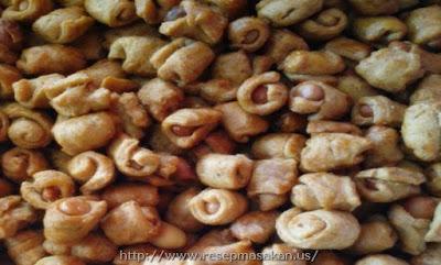 Resep Kue Kacang Sembunyi
