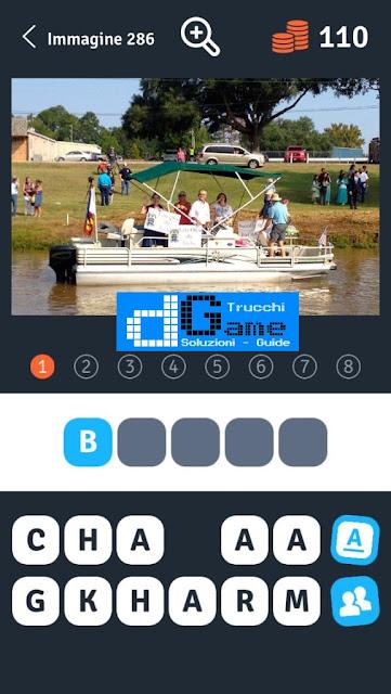 Soluzioni 1 Immagine 8 Parole soluzione livello 281-290