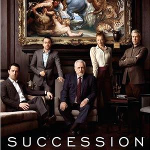 Poster da série Succession