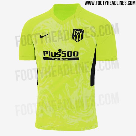 Tercera camiseta Atleti 2020-2021