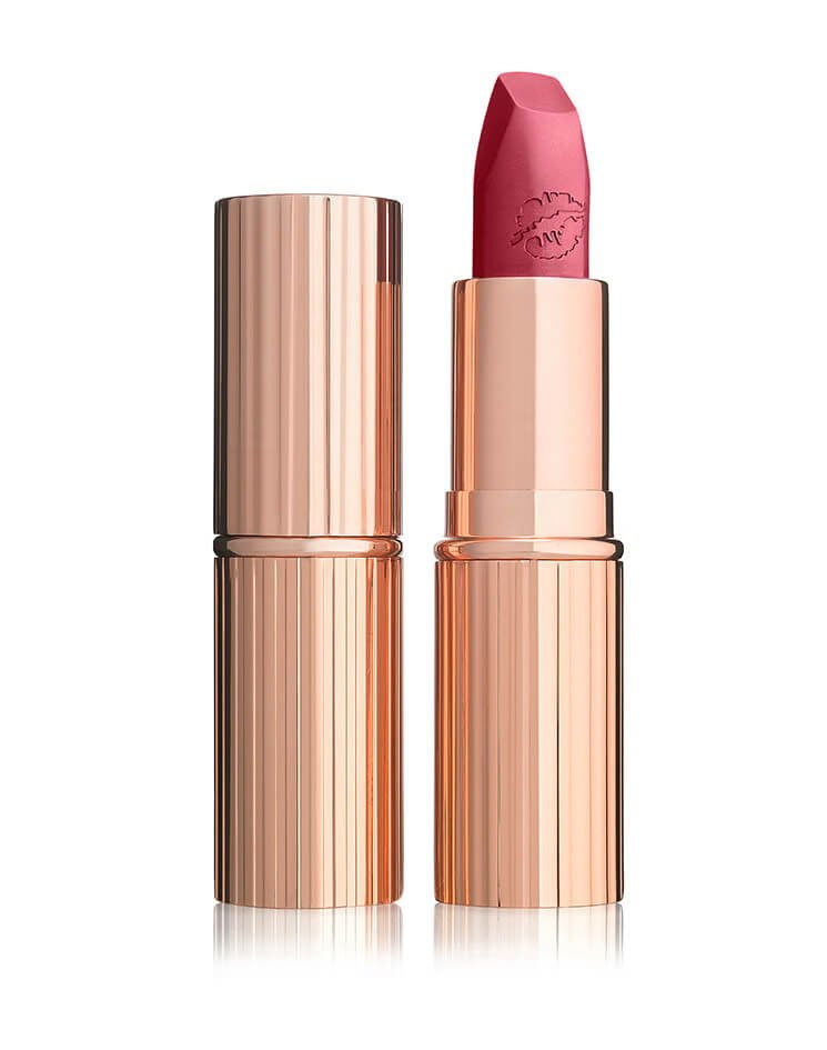 charlotte tilbury hot lips secret salma lipstick