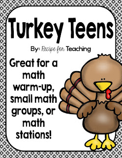 https://www.teacherspayteachers.com/Product/Turkey-Teens-2208053