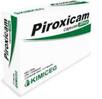 Długo, silnie i skutecznie działające leki przeciwbólowe Piroxicam