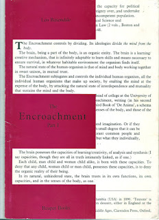 Cover of The Encroachment