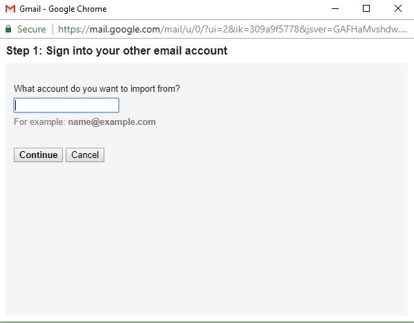 जीमेल अकाउंट का बैकअप कैसे ले (How to Backup Gmail ) 6