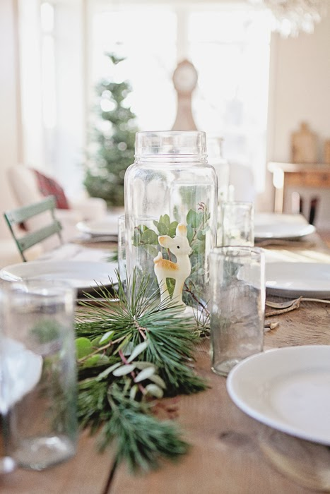 Dreamy Whites French Farmhouse Christmas Simple