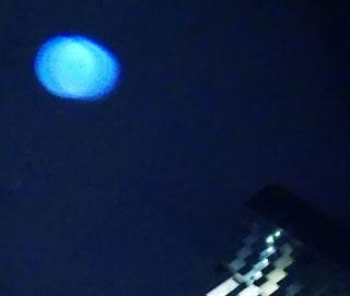speeding sky orb