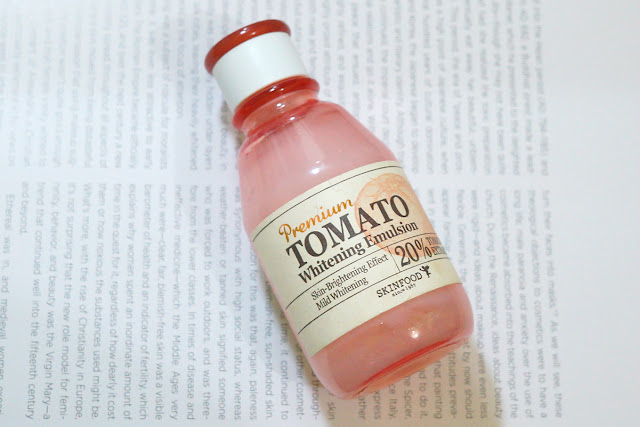 Skinfood Premium Tomato Whitening Emulsion Review