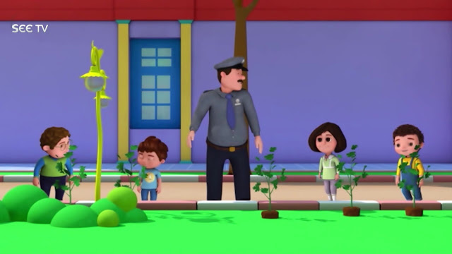 JAN Urdu Cartoon - Episode 25 Full