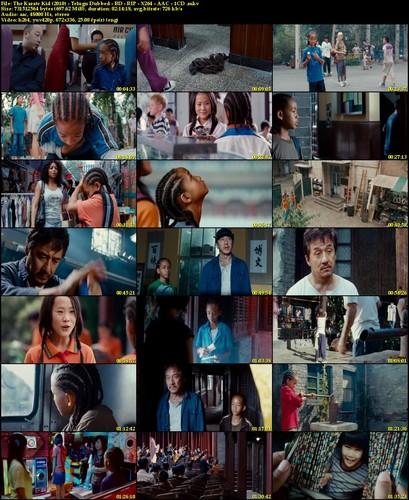 The Karate Kid (2010) BRrip Telugu Dubbed Movie Download