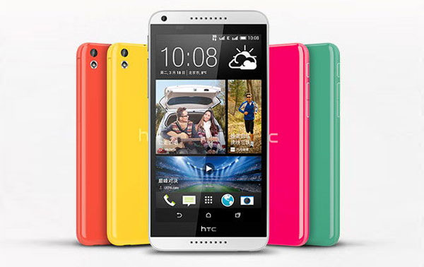 HTC Desire 816 Segera Beredar di Indonesia