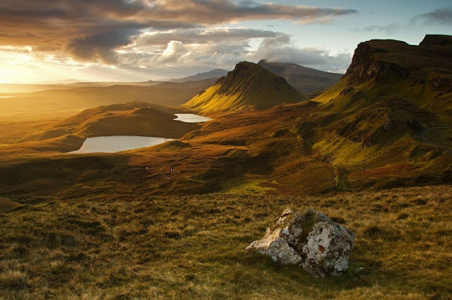 Quirang, Trotternish Ridge