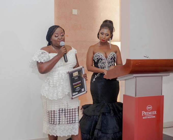 City People Honors Mrs. Mimi Andani Michaels With 'Best Emerging Entrepreneur' Award